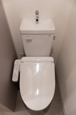 【トイレ】スカイコートプライム亀戸