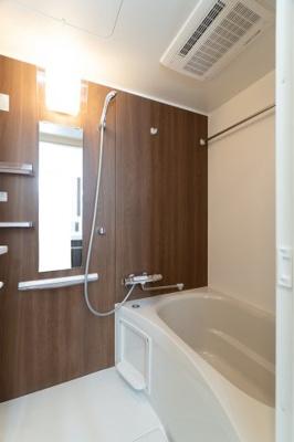 【浴室】スカイコートプライム亀戸