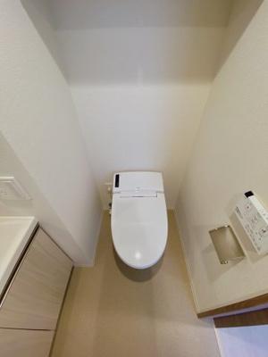 【トイレ】プラウドフラット木場Ⅱ