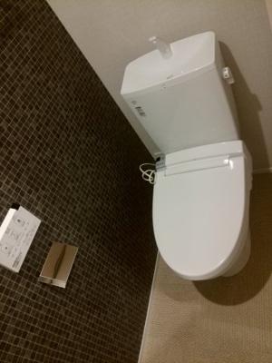【トイレ】FAIR四谷須賀町