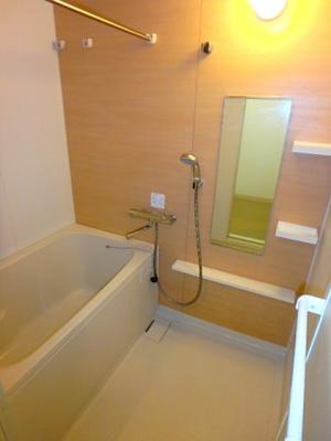 【浴室】サンコウハイム
