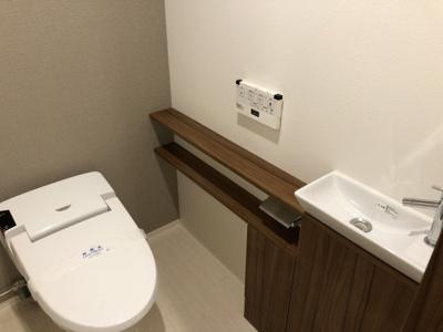 【トイレ】富久クロスコンフォートタワー
