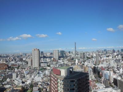 【展望】富久クロスコンフォートタワー