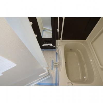 【浴室】THE MUTUAL 岡田町