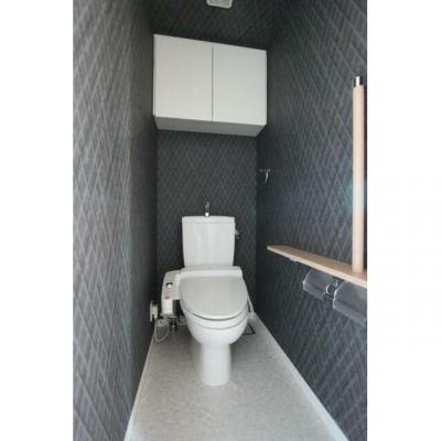【トイレ】エルラフィナ三軒茶屋(エルラフィナサンゲンヂャヤ)