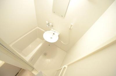 【浴室】レオパレス旭ヶ丘