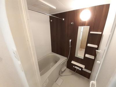 【浴室】ラ・セゾン・フェリーチェ