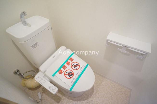 便器&温水洗浄便座、新調です☆
