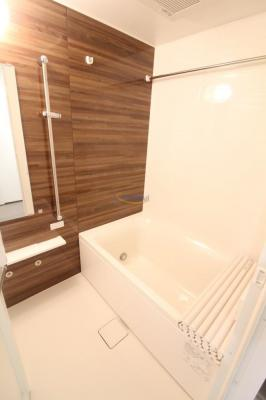 【浴室】セレニテフラン野田阪神駅前