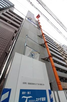 【外観】セレニテフラン野田阪神駅前
