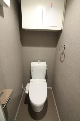 【トイレ】セレニテフラン野田阪神駅前