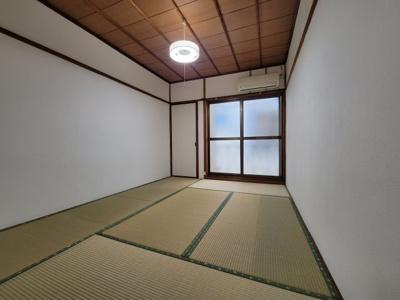 【和室】北区西賀茂山ノ森町 貸家