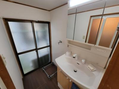 【独立洗面台】北区西賀茂山ノ森町 貸家