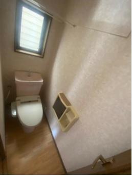 【トイレ】瀬谷区阿久和東 中古戸建