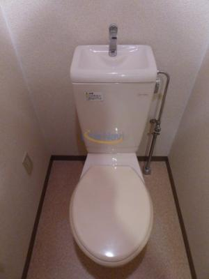 【トイレ】ラナップスクエア同心