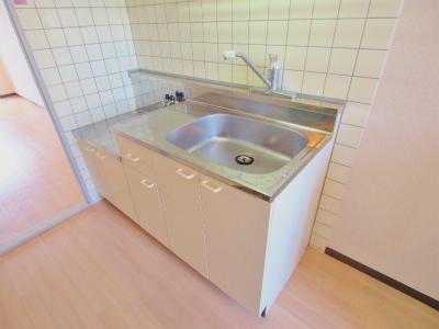 【キッチン】メルベーユ8番館
