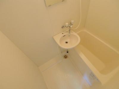 【浴室】メルベーユ8番館