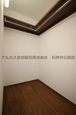 【収納】練馬区石神井台5丁目 中古一戸建 西武新宿線 上石神井