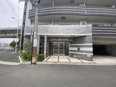 【エントランス】レグゼスタ弁天町