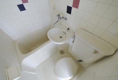 【浴室】ベルピア北松戸第8-4