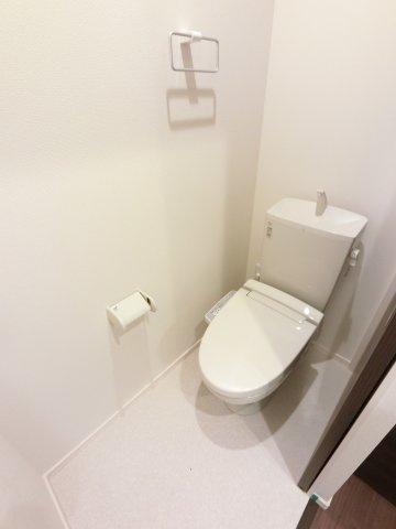【トイレ】ヤマサウエストヒル