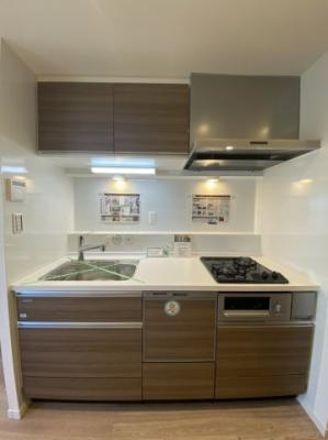 システムキッチン 食洗器・浄水器付き シャワーヘッド付き