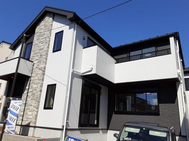 新築一戸建て 全2棟 鷺沼台3丁目 3SSLDKの収納豊富な間取り,仕様と設備充実の家!仲介手数料無料です。