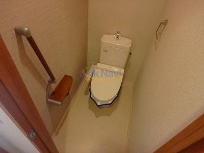 【トイレ】メゾンドキャピタル