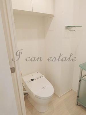 【トイレ】CASSIA両国