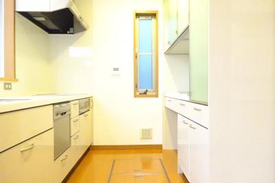 食洗器あり!忙し方にはありがたい設備です。