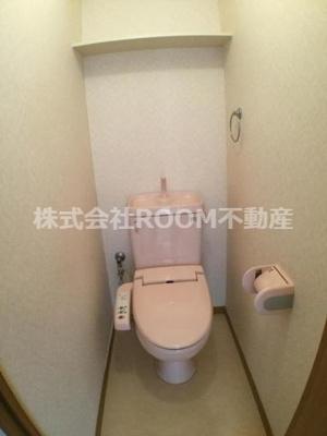 【トイレ】ユーミー由地Ⅱ