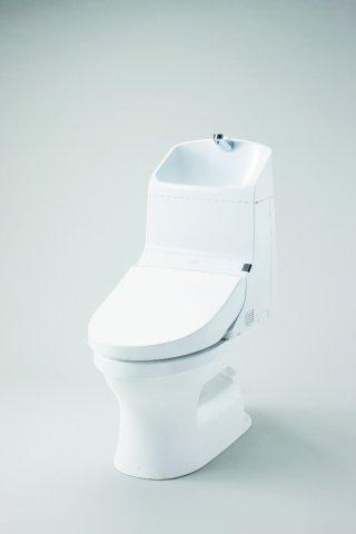 多機能で使いやすく、お手入れしやすい工夫が詰まったトイレを採用。キレイを保て節電節水効果も有。