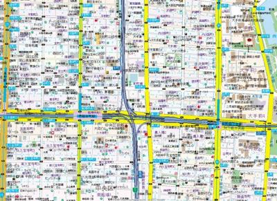 【地図】モダナーク