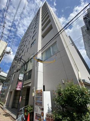 【外観】アーデンタワー福島ウエスト