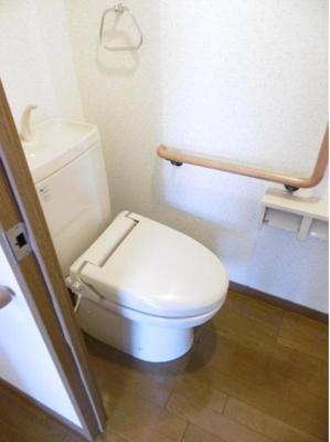 【トイレ】キャルム浅草