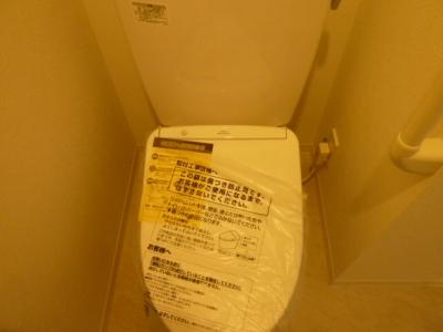 【トイレ】スカイコート蔵前Ⅱ