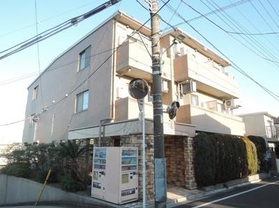 都営浅草線「西馬込」駅より徒歩7分のマンションです