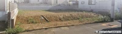 【外観】板橋区赤塚5丁目 売地 1区画