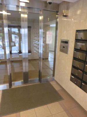 【セキュリティ】フリーディオ三宿 分譲 浴室乾燥機・追炊 独立洗面台