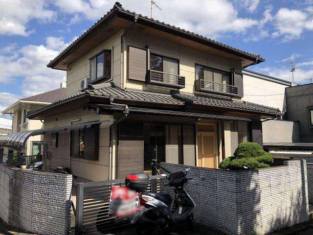 趣ある日本家屋です。