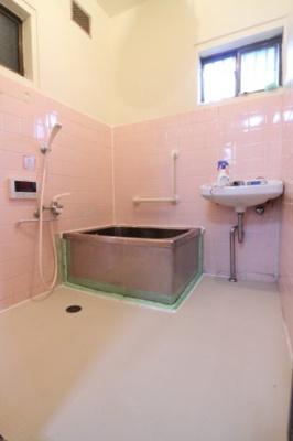 【浴室】舞子台6丁目貸家