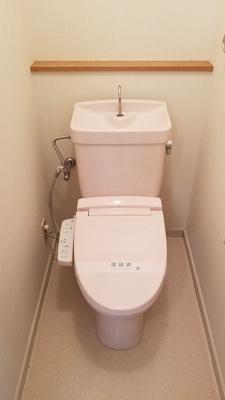 【トイレ】クリスタルローズ梶ヶ谷