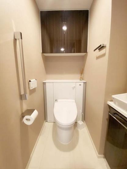 【トイレ】シティハウス中目黒テラス