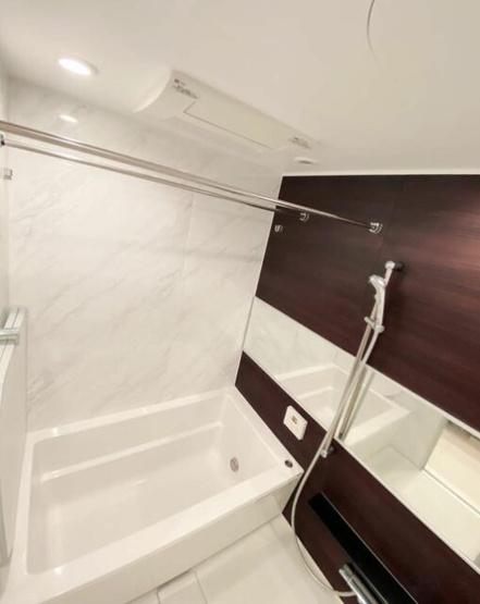 【浴室】シティハウス中目黒テラス