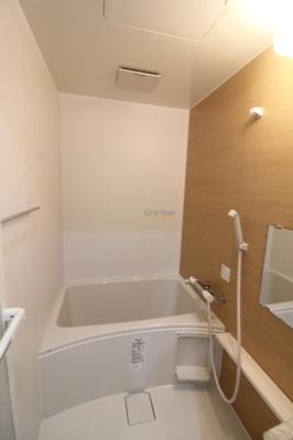 【浴室】リーブル福島Ⅱ