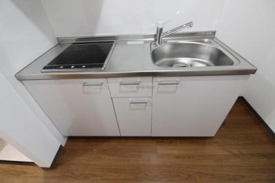 【キッチン】リーブル福島Ⅱ