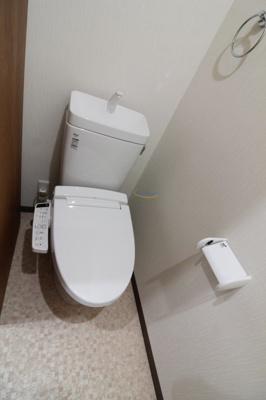 【トイレ】リーブル福島Ⅱ