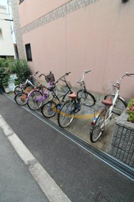 【駐車場】ベル・ヴィー福島