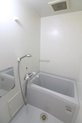 【浴室】ベル・ヴィー福島