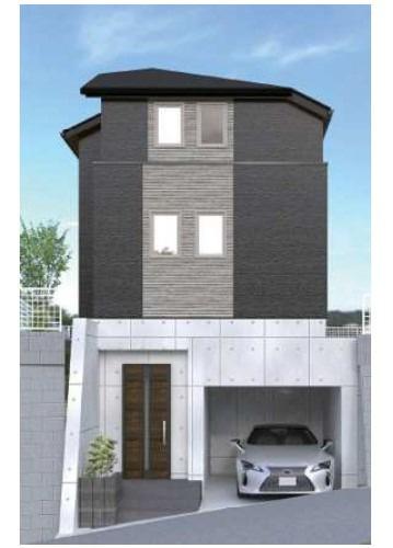 建物プラン例 建物価格3695万円 建物面積97.70m2
